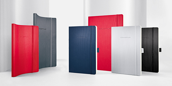 Stay organized with Sigel Notebooks
